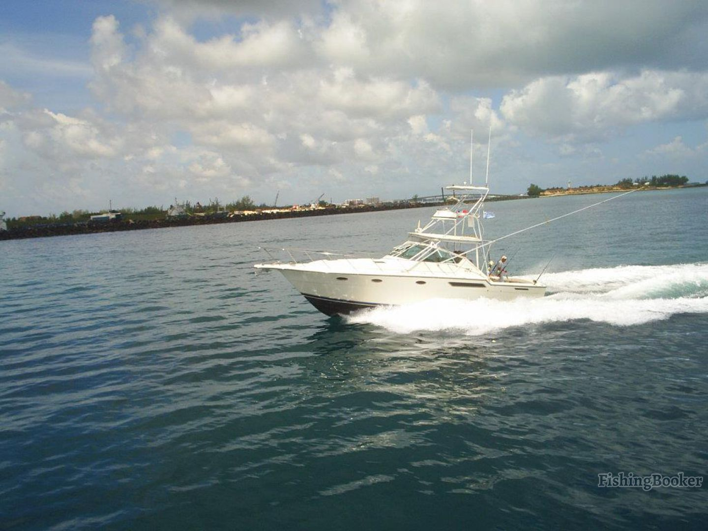 reel dreams fishing 38 tiara nassau bahamas