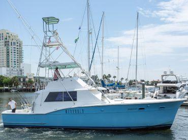 Capt. Taco's Hooked Up Sportfishing, Fort Lauderdale