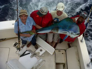 Buscapie Charters: 'My Father', Puerto Plata