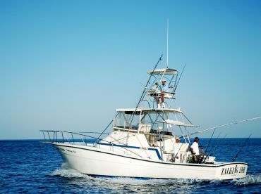 Talking Fish - 38' Topaz Express, Tamarindo