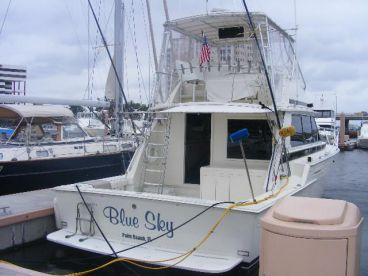 Blue Sky Adventures - Capt. Don, Palm Beach Shores