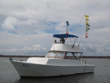 Bibi Sportfishing - 40' Paty C, Mazatlán