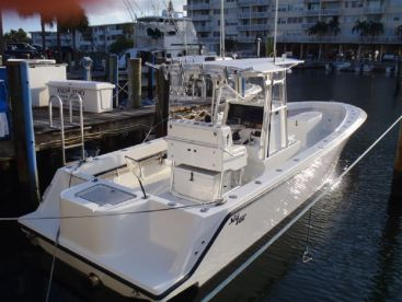 Lucky Fishing Charters, Miami
