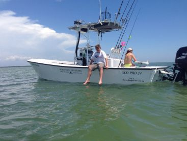 Laura Ann - Hope Fishing Adventures, Everglades City