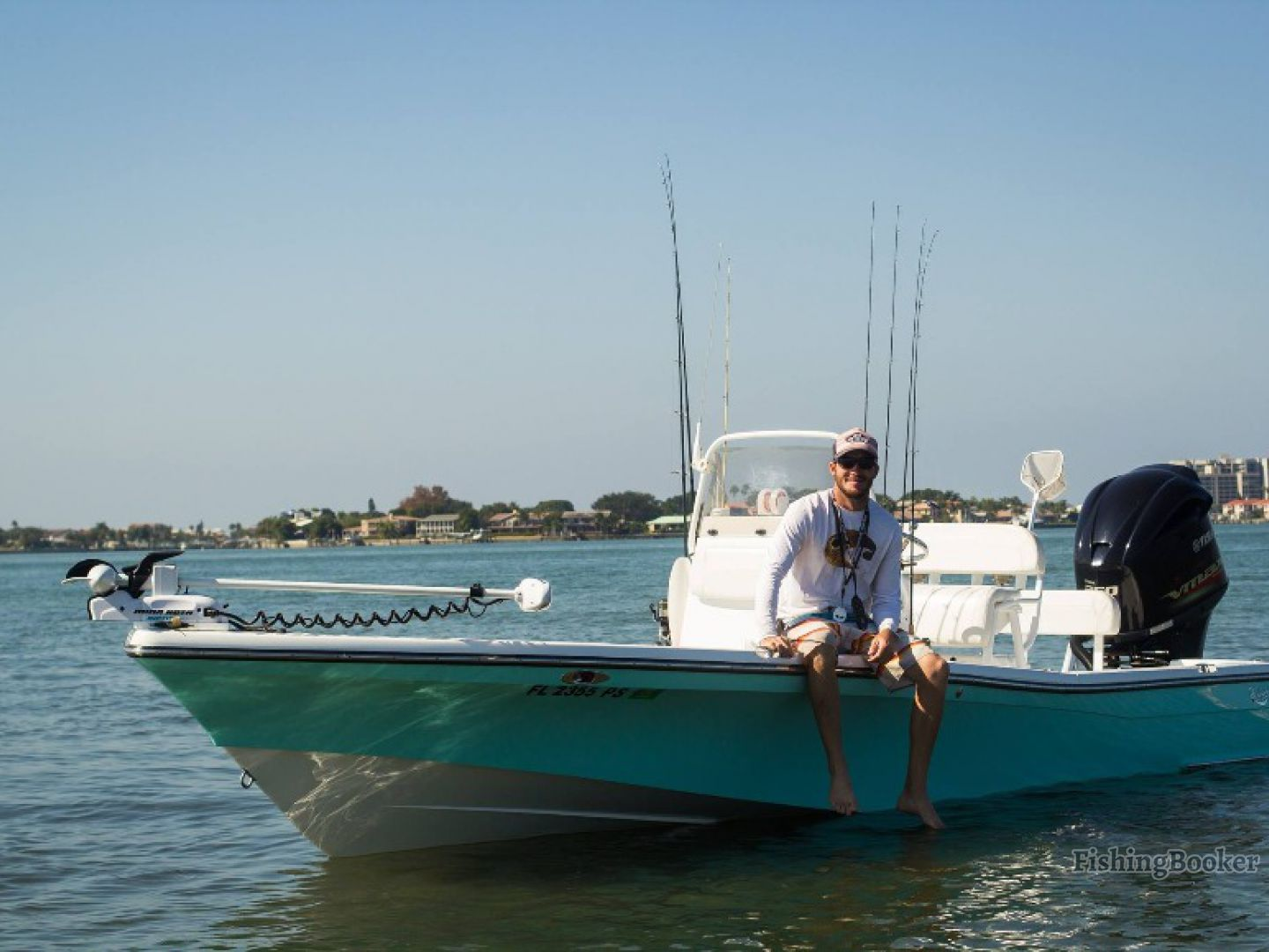 Prime tide fishing charters clearwater florida for Clearwater beach florida fishing charters