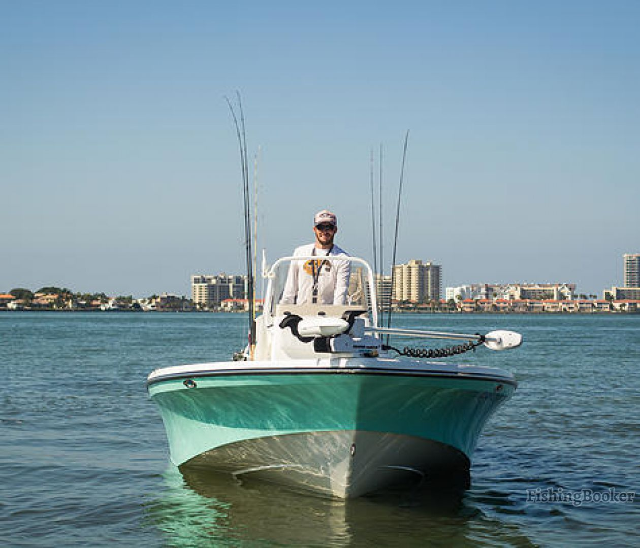 Prime tide fishing charters clearwater florida for Clearwater beach fishing charters