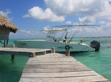 Hardcore Fishing Charters - 31 ft, Placencia