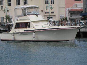 Cannon Charters Big Game Fishing, Bridgetown