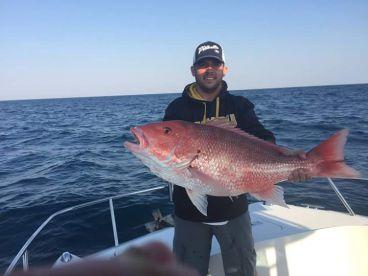 Six Shooter Charters (DD Fishing), Pensacola