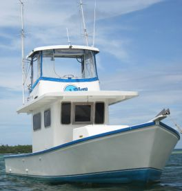 Hard Play Fishing Charters, Bon Accord