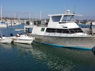 Ultimate Sportfishing - Force 5, South Townsville