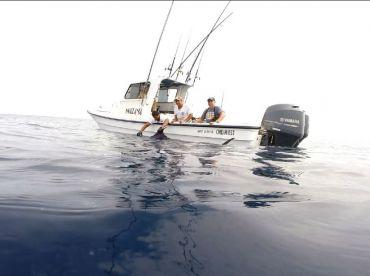 Muzaya Number 1 Fishing Charters, Maputo