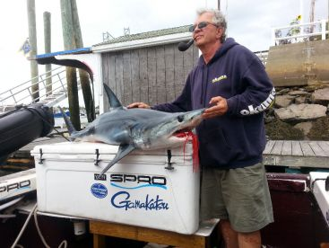 Black Rose Fishing Charters, Marshfield