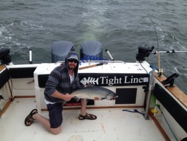Tight Lines Fishing Charters, Ucluelet