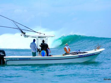 Marlindo Fish and Surf Charters, Popoyo
