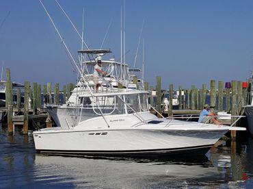 Great Escape Charters - 32' Boat, Orange Beach
