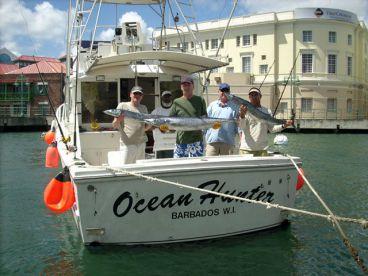 High Seas Charters - Ocean Hunter, Bridgetown