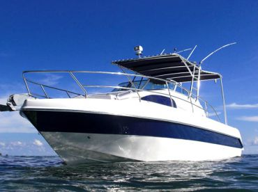 Speed Boat 34 ft., Dubai