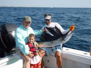 Fishing Guide Capt Tom Hinterschied, Pompano Beach