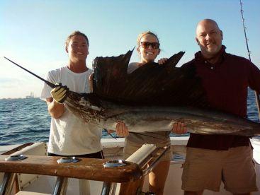 Lauderdale Sportfishing Reel Legend, Fort Lauderdale
