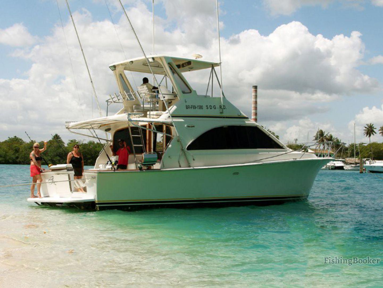 Fortuna big marlin punta cana punta cana dominican for Punta cana fishing charters