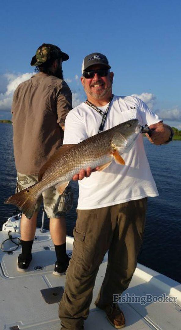 Freedom charters slidell louisiana for Louisiana inshore fishing charters