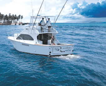 Blue Oceans - Addiction: 36 Custom, Tioman Island