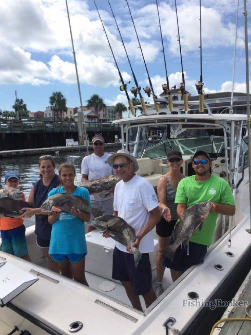 Big fin charters fernandina beach florida for Amelia island fishing charters