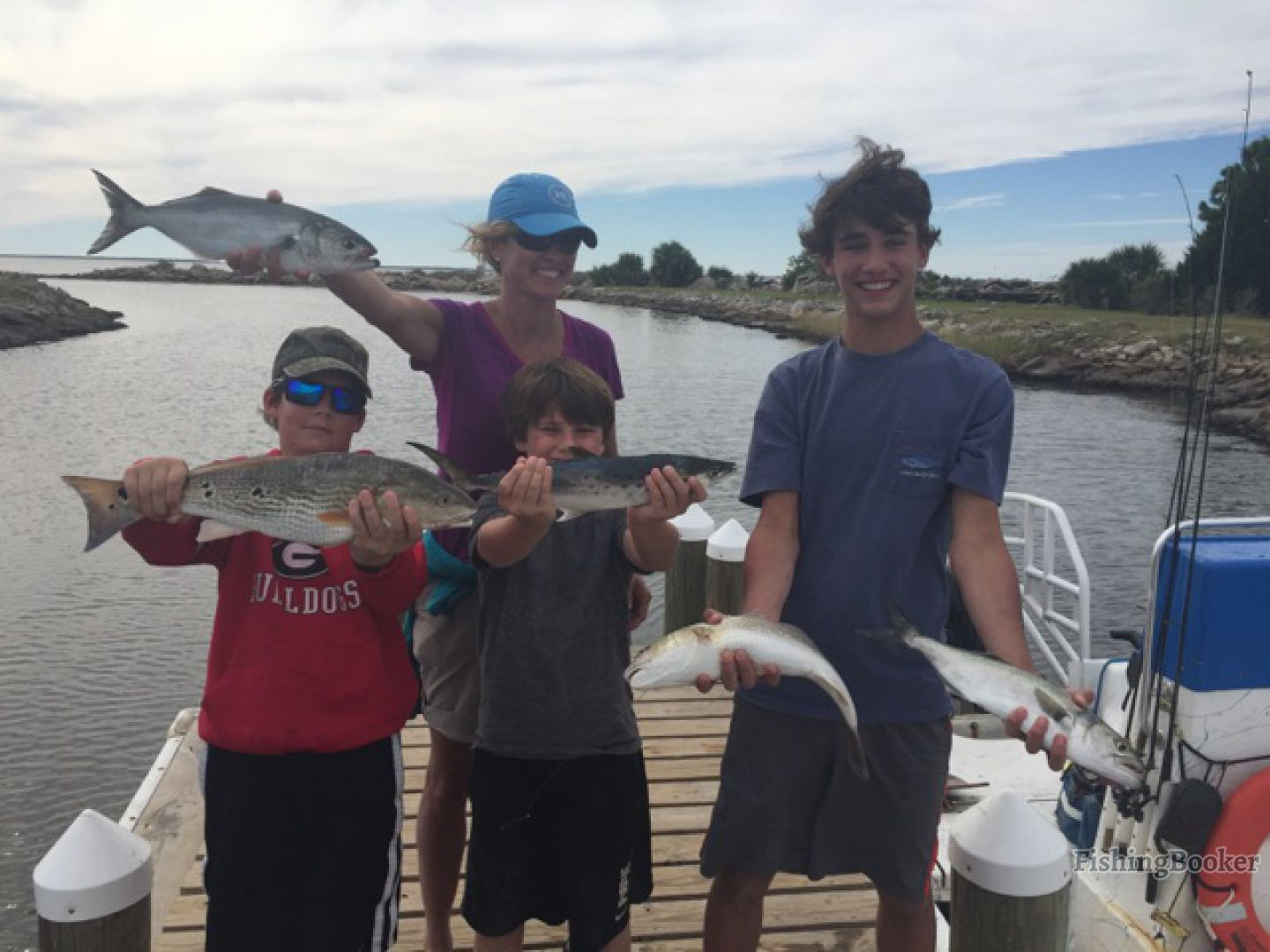 Scout about charters port st joe florida for Port st joe fishing charters