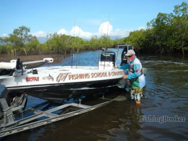 G&T Fishing School & Charters , Townsville City