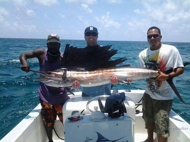 Seakarus tours fishing ambergris caye san pedro belize for Fishing san pedro belize