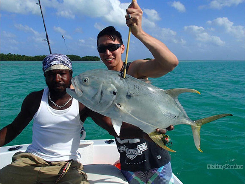 Seakarus tours fishing ambergris caye san pedro belize for Belize fishing charters