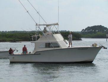 Southwind Charters - Capt Freddie Z, New Smyrna Beach