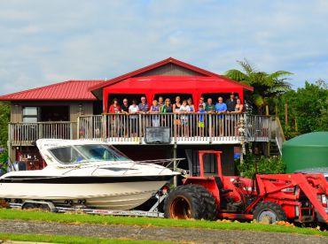 Caroline Charter Boat, Waihau Bay