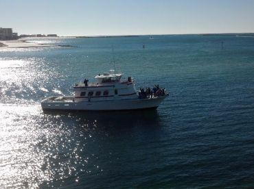 "Charter Boat ""TradeWinds"", Destin"