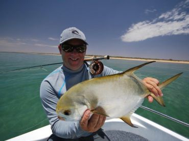 Fly Fishing Frontiers, Exmouth