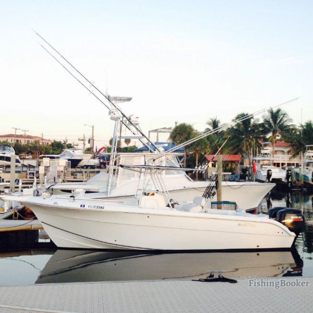 Gettin Lucky Sportfishing Jupiter Florida