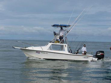 Allin Sportfishing - 28' Mako, Jaco