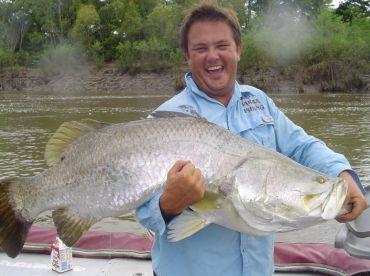 DNA Barra Fishing - Darwin, Darwin