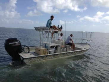 Capt. Andrew's Inshore Charters, Port Isabel