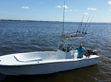 Cocoa beach fishing charters fishingbooker for Central florida fishing charters