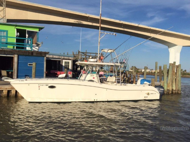 Epic charters unlimited llc freeport texas for Freeport fishing boats