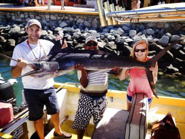 Sushi Time Sport Fishing, Cabo San Lucas