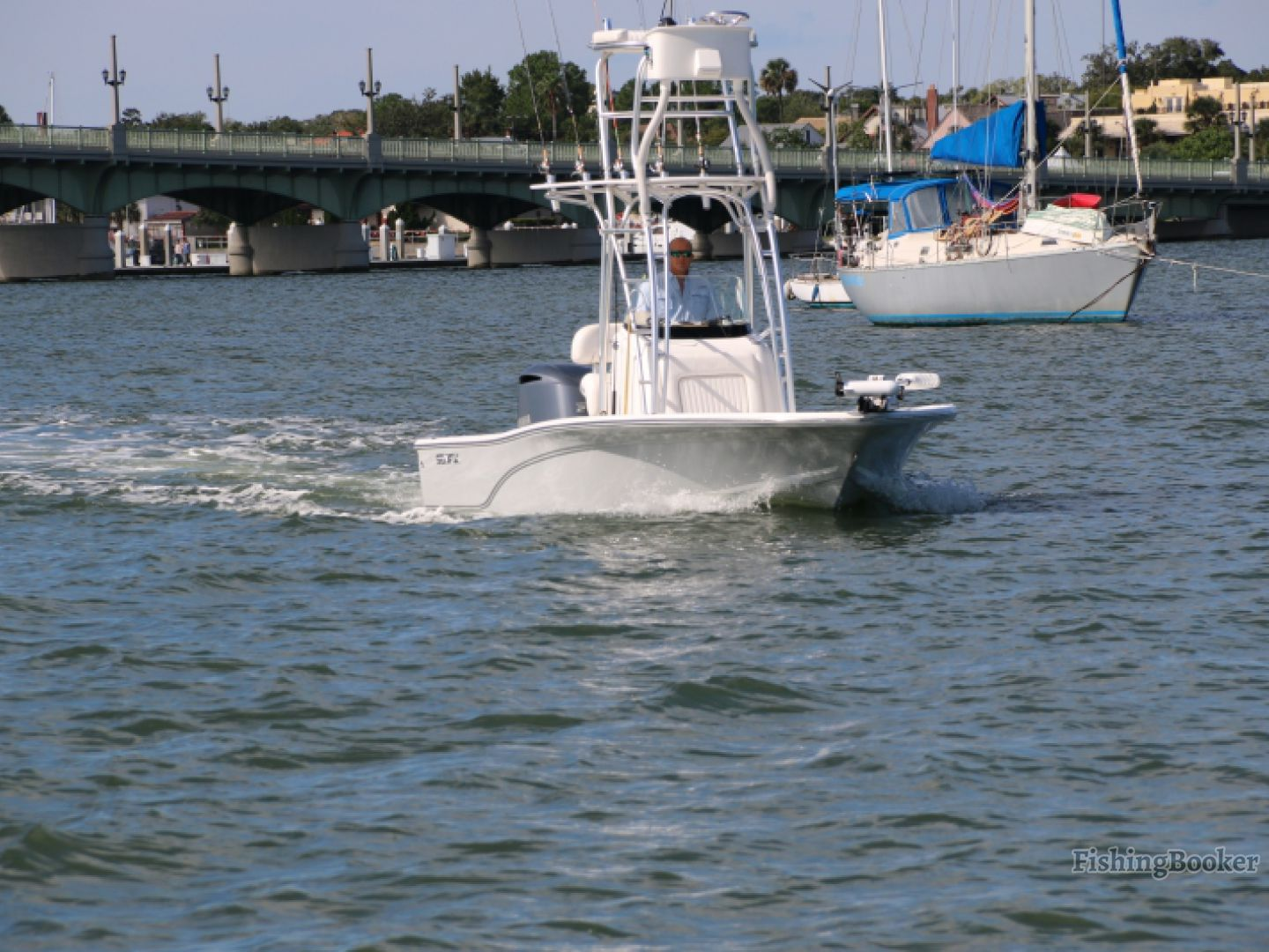 First city fishing charters st augustine florida for Fishing charters st augustine