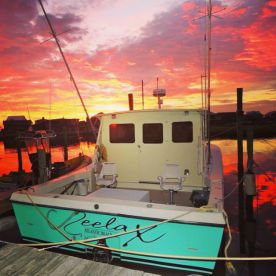 Reelax Fishing Charters, Atlantic Beach