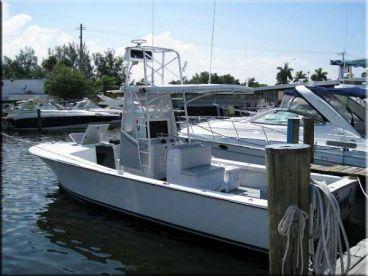 MonstaTarpon - Island Yacht Charter, Chaguaramas