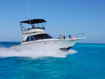 Chac Chi Marina - 38ft Happy Ours, Cancún