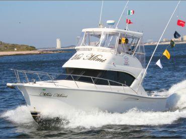 Escualo Fleet - Miss Mimi 38', Mazatlán