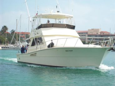 Captain Rick's - 48' Big Fish, Playa Del Carmen