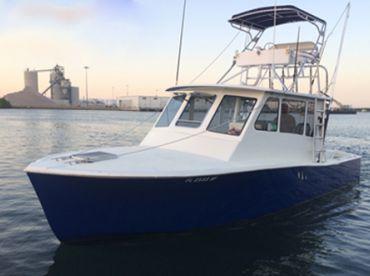 Cocoa beach fishing charters fishingbooker for Cocoa beach fishing charters